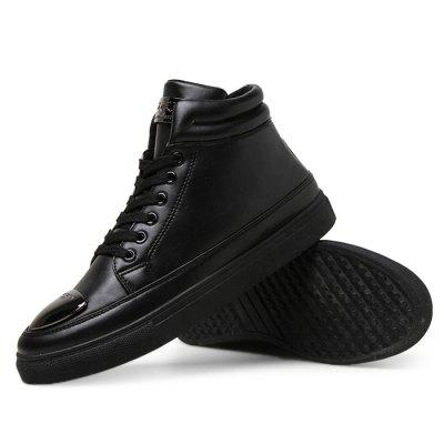 Male Casual Soft Anti Slip Medium Top Leather BootsCasual Shoes<br>Male Casual Soft Anti Slip Medium Top Leather Boots<br><br>Closure Type: Lace-Up<br>Contents: 1 x Pair of Shoes, 1 x Pair of Shoes<br>Function: Slip Resistant, Slip Resistant<br>Materials: Rubber, Leather<br>Occasion: Tea Party, Shopping, Party, Outdoor Clothing, Holiday, Daily, Casual<br>Outsole Material: Rubber<br>Package Size ( L x W x H ): 33.00 x 24.00 x 13.00 cm / 12.99 x 9.45 x 5.12 inches, 33.00 x 24.00 x 13.00 cm / 12.99 x 9.45 x 5.12 inches<br>Package Weights: 0.92kg, 0.92kg<br>Pattern Type: Solid<br>Seasons: Autumn,Spring<br>Style: Modern, Leisure, Fashion, Comfortable, Casual<br>Toe Shape: Round Toe<br>Type: Boots<br>Upper Material: Leather, Leather