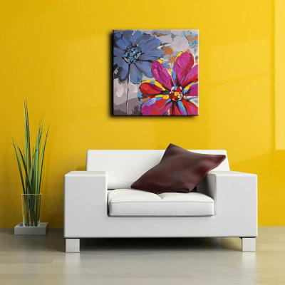 YHHP Flower Canvas Unframed Oil PaintingOil Paintings<br>YHHP Flower Canvas Unframed Oil Painting<br><br>Brand: YHHP<br>Craft: Oil Painting<br>Form: One Panel<br>Material: Canvas<br>Package Contents: 1 x Painting<br>Package size (L x W x H): 72.00 x 4.00 x 4.00 cm / 28.35 x 1.57 x 1.57 inches<br>Package weight: 0.2500 kg<br>Painting: Without Inner Frame<br>Product size (L x W x H): 60.00 x 60.00 x 1.00 cm / 23.62 x 23.62 x 0.39 inches<br>Product weight: 0.1500 kg<br>Shape: Square<br>Style: Modern<br>Subjects: Flower<br>Suitable Space: Bedroom,Dining Room,Hotel,Living Room