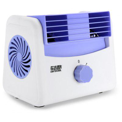 Carzkool czk - 8004 5V Auto Silent Cooling Air Fan
