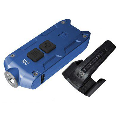 Nitecore TIP CRI Flashlight Blue