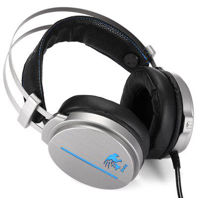 RGB High Sensitive Gaming HeadphonesEarbud Headphones<br>RGB High Sensitive Gaming Headphones<br><br>Application: Working, Gaming, Sport, Running<br>Compatible with: Computer, PC<br>Connectivity: Wired<br>Function: Noise Cancelling, Microphone, Voice control<br>Impedance: 32ohms±15 percent<br>Material: ABS<br>Model: A6L<br>Package Contents: 1 x Gaming Headphones<br>Package size (L x W x H): 22.80 x 13.00 x 22.50 cm / 8.98 x 5.12 x 8.86 inches<br>Package weight: 0.4990 kg<br>Plug Type: Micro USB<br>Product size (L x W x H): 18.00 x 10.00 x 22.00 cm / 7.09 x 3.94 x 8.66 inches<br>Product weight: 0.3570 kg<br>Sensitivity: 95 ± 3 dB<br>Type: Over-ear<br>Wearing type: Headband