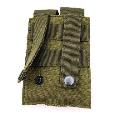 Outdoor Waist Bag Double Pockets Tactical EquipmentWaistpacks<br>Outdoor Waist Bag Double Pockets Tactical Equipment<br><br>Features: Tactical Style<br>For: Camping, Cycling, Hiking<br>Package Contents: 1 x Waist Bag<br>Package size (L x W x H): 16.00 x 11.00 x 5.00 cm / 6.3 x 4.33 x 1.97 inches<br>Package weight: 0.1050 kg<br>Product size (L x W x H): 15.00 x 10.00 x 4.00 cm / 5.91 x 3.94 x 1.57 inches<br>Product weight: 0.0750 kg