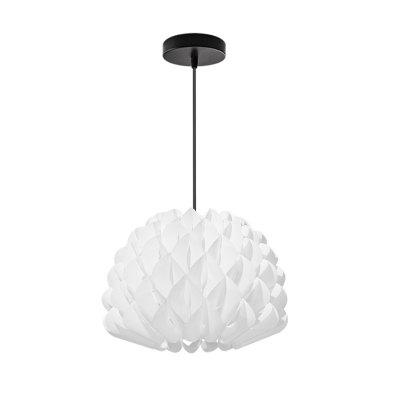 Creative Design Bird\s Nest E27 Base Pendant Light 110 / 220VPendant Light<br>Creative Design Bird\s Nest E27 Base Pendant Light 110 / 220V<br><br>Battery Included: No<br>Bulb Base: E27<br>Bulb Included: No<br>Chain / Cord Length ( CM ): 90cm<br>Features: Designers<br>Fixture Height ( CM ): 33cm<br>Fixture Length ( CM ): 36cm<br>Fixture Width ( CM ): 36cm<br>Light Direction: Ambient Light<br>Number of Bulb: 1 Bulb<br>Number of Bulb Sockets: 1<br>Package Contents: 1 x Birds Nest Lampshade Pendant Light<br>Package size (L x W x H): 16.00 x 6.00 x 16.00 cm / 6.3 x 2.36 x 6.3 inches<br>Package weight: 0.4000 kg<br>Product size (L x W x H): 36.00 x 36.00 x 123.00 cm / 14.17 x 14.17 x 48.43 inches<br>Product weight: 0.3300 kg<br>Shade Material: PP<br>Style: Artistic Style<br>Suggested Room Size: 10 - 15?<br>Suggested Space Fit: Cafes,Dining Room,Entry,Girls Room<br>Type: Pendant Light<br>Voltage ( V ): 110V,220V