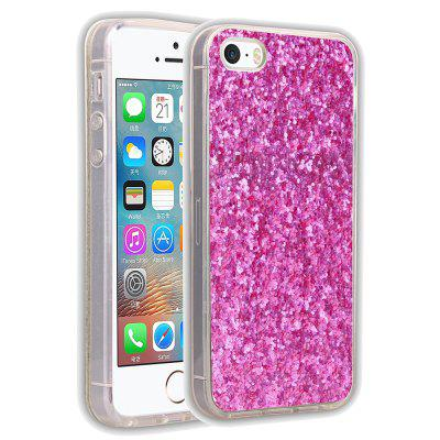 ASLING TPU Glitter Back Cover Case for iPhone 5 / 5S / SEiPhone Cases/Covers<br>ASLING TPU Glitter Back Cover Case for iPhone 5 / 5S / SE<br><br>Brand: ASLING<br>Compatible for Apple: iPhone 5/5S, iPhone SE<br>Features: Back Cover<br>Material: TPU<br>Package Contents: 1 x Protective Case<br>Package size (L x W x H): 21.70 x 12.00 x 0.80 cm / 8.54 x 4.72 x 0.31 inches<br>Package weight: 0.0450 kg<br>Product size (L x W x H): 12.70 x 6.20 x 0.10 cm / 5 x 2.44 x 0.04 inches<br>Product weight: 0.0220 kg<br>Style: Novelty