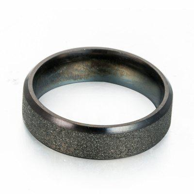Fashion Magic Style Scrub Personality RingRings<br>Fashion Magic Style Scrub Personality Ring<br><br>Fabric: Others<br>Package Contents: 1 x Ring<br>Package size (L x W x H): 4.00 x 4.00 x 3.00 cm / 1.57 x 1.57 x 1.18 inches<br>Package weight: 0.0460 kg<br>Product weight: 0.0060 kg<br>Style: Fashion<br>Type: Rings