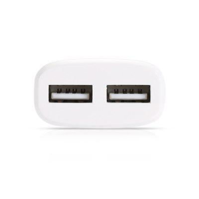 HOCO C12 Travel Power AdapteriPhone Cables &amp; Adapters<br>HOCO C12 Travel Power Adapter<br><br>Brand: Hoco<br>Cable Length (cm): 100cm<br>Input: 100 - 240V, 50 / 60Hz<br>Interface Type: 8 pin, USB 2.0<br>Material ( Cable&amp;Adapter): ABS, PVC<br>Output: 5V 2.4A<br>Package Contents: 1 x Power Adapter, 1 x 100cm USB Cable<br>Package size (L x W x H): 20.70 x 10.00 x 4.50 cm / 8.15 x 3.94 x 1.77 inches<br>Package weight: 0.1080 kg<br>Plug: EU plug<br>Product weight: 0.0530 kg<br>Type: Adapters, Cable