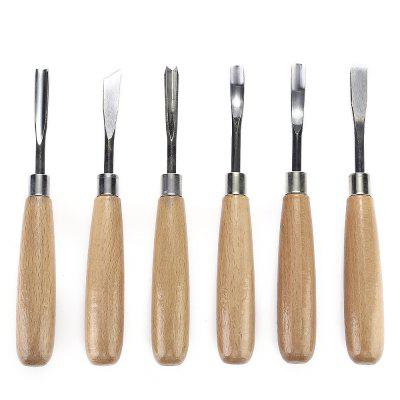6PCS Woodcarving Knife