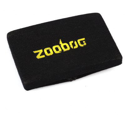 Zooboo Pair of Elastic PU Boxing Knuckle Pads Sanda Guards