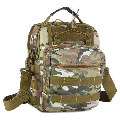 Leisure Outdoor Nylon Shoulder Bag for MenCrossbody Bags<br>Leisure Outdoor Nylon Shoulder Bag for Men<br><br>Features: Wearable<br>Gender: Men<br>Material: Polyester, Nylon<br>Package Size(L x W x H): 30.00 x 17.00 x 6.00 cm / 11.81 x 6.69 x 2.36 inches<br>Package weight: 0.5300 kg<br>Packing List: 1 x Shoulder Bag<br>Product weight: 0.4700 kg<br>Style: Fashion, Casual<br>Type: Shoulder bag