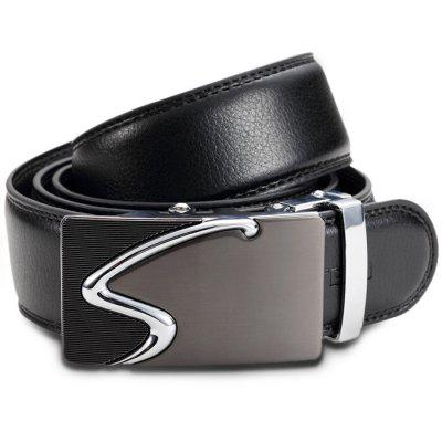 Business Genuine Leather Trouser Belt for MenMens Belts<br>Business Genuine Leather Trouser Belt for Men<br><br>Belt Buckle Type: Automatic Buckle<br>Material: Leather<br>Package Size(L x W x H): 25.00 x 8.00 x 10.00 cm / 9.84 x 3.15 x 3.94 inches<br>Package weight: 0.3000 kg<br>Packing List: 1 x Belt<br>Product weight: 0.2500 kg<br>Style: Business