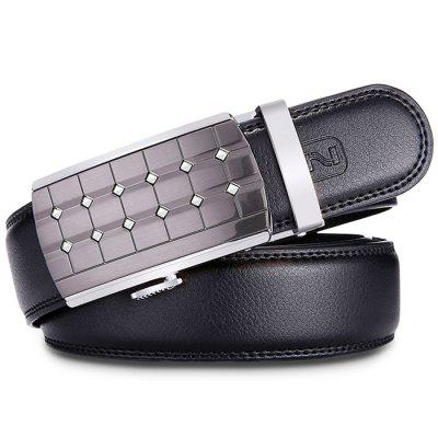Business Automatic Buckle Trouser Belt for MenMens Belts<br>Business Automatic Buckle Trouser Belt for Men<br><br>Belt Buckle Type: Automatic Buckle<br>Material: Leather<br>Package Size(L x W x H): 25.00 x 18.00 x 10.00 cm / 9.84 x 7.09 x 3.94 inches<br>Package weight: 0.3000 kg<br>Packing List: 1 x Belt<br>Product weight: 0.2500 kg<br>Style: Business
