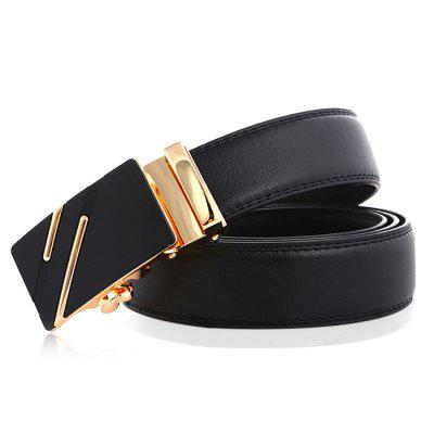 Trendy Business Genuine Leather Trouser Belt for MenMens Belts<br>Trendy Business Genuine Leather Trouser Belt for Men<br><br>Belt Buckle Type: Automatic Buckle<br>Material: Leather<br>Package Size(L x W x H): 15.00 x 10.00 x 10.00 cm / 5.91 x 3.94 x 3.94 inches<br>Package weight: 0.1950 kg<br>Packing List: 1 x Belt<br>Product weight: 0.1700 kg<br>Style: Business
