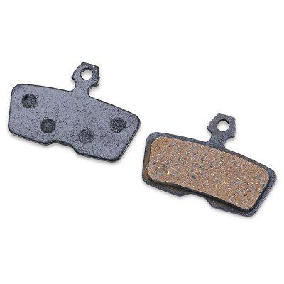 KTANKE Wear-resistant Metal Resin Bike Brake Lining Shoe Set