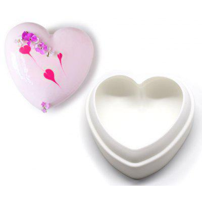 AK DIY Baking Utensil Heart Shape Dessert Cake Mould