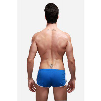 Male Fashion Leisure Sports Boxer ShortsMens Underwear &amp; Pajamas<br>Male Fashion Leisure Sports Boxer Shorts<br><br>Package Contents: 1 x Boxer Shorts<br>Package size: 20.00 x 20.00 x 2.00 cm / 7.87 x 7.87 x 0.79 inches<br>Package weight: 0.1100 kg<br>Product weight: 0.0800 kg