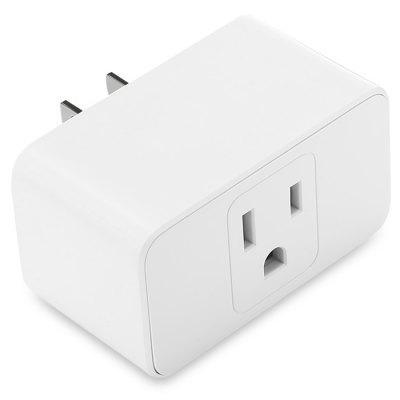 Meross MSS110 Mini Smart WiFi PlugPower Strips<br>Meross MSS110 Mini Smart WiFi Plug<br><br>Brand: meross<br>Connector Type: US plug<br>Current (mA): 15<br>Input Voltage: 100-120V, 60Hz, 15A ( 0.1A, product only )<br>Model: MSS110<br>Other Function: Compatible with Amazon Alexa<br>Package Contents: 1 x Smart WiFi Plug, 1 x Quick Installation Guide<br>Package size (L x W x H): 10.00 x 9.00 x 9.00 cm / 3.94 x 3.54 x 3.54 inches<br>Package weight: 0.1340 kg<br>Product size (L x W x H): 6.80 x 3.80 x 3.80 cm / 2.68 x 1.5 x 1.5 inches<br>Product weight: 0.0810 kg<br>Voltage (V): 100 - 120