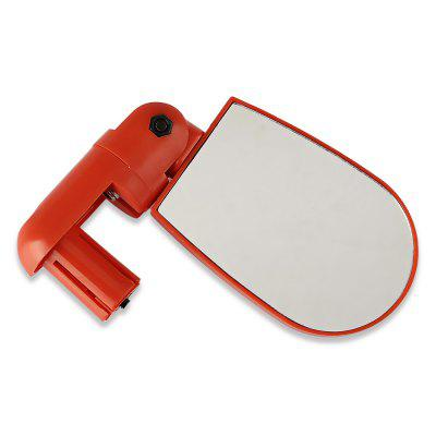Glass Adjustable Rotate Flexible Bicycle Mini Rear View MirrorBike Accessories<br>Glass Adjustable Rotate Flexible Bicycle Mini Rear View Mirror<br><br>Package Contents: 1 x Mini Rear View Mirror<br>Package Dimension: 11.00 x 6.50 x 18.00 cm / 4.33 x 2.56 x 7.09 inches<br>Package weight: 0.1000 kg<br>Product Dimension: 2.50 x 5.50 x 15.50 cm / 0.98 x 2.17 x 6.1 inches<br>Product weight: 0.0420 kg<br>Type: Bike Mirrors