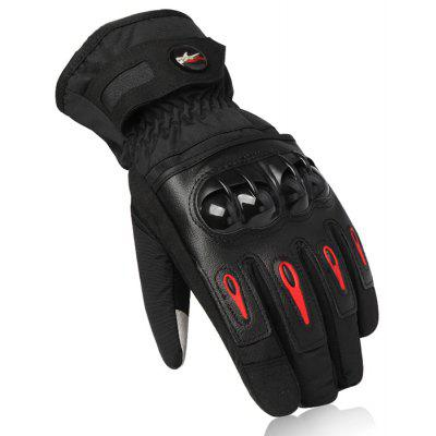 PRO - BIKER MTV08 Motorcycle Off Road Racing Gloves
