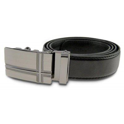 Chic Business Automatic Buckle Trouser Belt for Men
