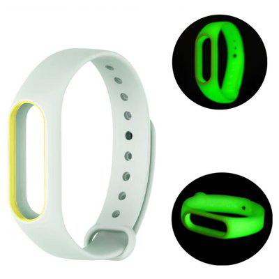 Luminous Wristband per lo Xiaomi Mi Band 2