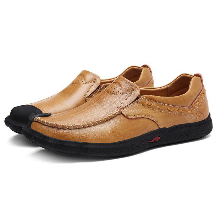 where can you find Male Casual Soft Flat Slip On Oxford Boat Shoes prices cheap sale websites discount visit 2014 unisex cheap price fsFw7VasnG