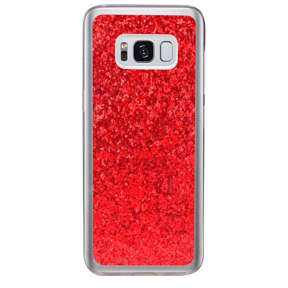 ASLING TPU Glitter Back Cover Case for Samsung Galaxy S8 Plus