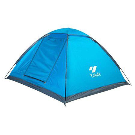 Yolafe Outdoor Three Persons Single Layer Tent