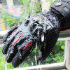 PRO - BIKER MTV08 Racing Gloves - BLACK
