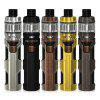 WISMEC SINUOUS SW with Elabo SW Starter Kit - BROWN