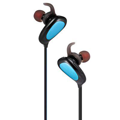 R200 In-ear Sports Bluetooth 4.1 EarbudsEarbud Headphones<br>R200 In-ear Sports Bluetooth 4.1 Earbuds<br><br>Compatible with: iPod, Computer, Mobile phone<br>Connectivity: Wireless<br>Impedance: 16ohms ± 15 percent<br>Language: Chinese,English<br>Material: TPE<br>Package Contents: 1 x Earphone, 1 x USB Cable, 1 x English User Manual<br>Package size (L x W x H): 9.50 x 7.30 x 3.30 cm / 3.74 x 2.87 x 1.3 inches<br>Package weight: 0.0650 kg<br>Product weight: 0.0150 kg<br>Type: In-Ear