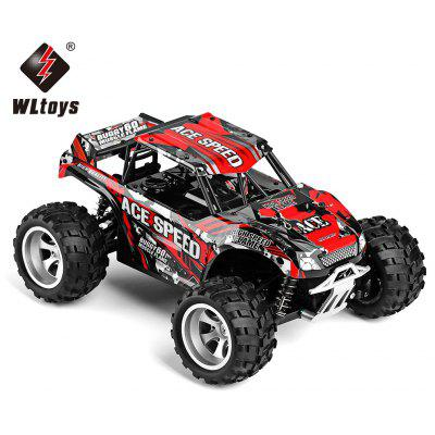 WLtoys 18404 Camion Monstre RC 1:18 4WD - RTR