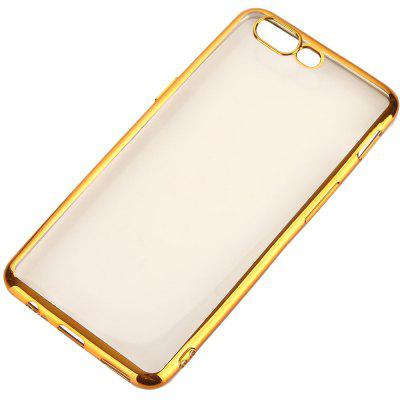 Buy GOLDEN ASLING Electroplating TPU Phone Case for OnePlus 5 for $4.19 in GearBest store