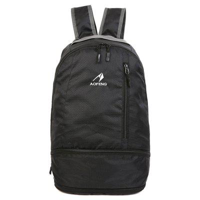 AOFENG Men Outdoor Multifunctional Nylon BackpackBackpacks<br>AOFENG Men Outdoor Multifunctional Nylon Backpack<br><br>Brand: AOFENG<br>Features: Wearable<br>Gender: Men<br>Material: Polyester, Nylon<br>Package Size(L x W x H): 49.00 x 19.00 x 3.80 cm / 19.29 x 7.48 x 1.5 inches<br>Package weight: 0.1800 kg<br>Packing List: 1 x AOFENG Backpack<br>Product weight: 0.1400 kg<br>Style: Fashion, Casual<br>Type: Backpacks