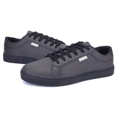 Male Breathable Soft Colorful Lace Up Flat Leisure ShoesCasual Shoes<br>Male Breathable Soft Colorful Lace Up Flat Leisure Shoes<br><br>Closure Type: Lace-Up<br>Contents: 1 x Pair of Shoes<br>Function: Slip Resistant<br>Lining Material: Mesh<br>Materials: Microfiber, Rubber, Mesh<br>Occasion: Tea Party, Shopping, Outdoor Clothing, Casual, Party, Daily, Holiday<br>Outsole Material: Rubber<br>Package Size ( L x W x H ): 33.00 x 24.00 x 13.00 cm / 12.99 x 9.45 x 5.12 inches<br>Package Weights: 0.82kg<br>Pattern Type: Solid<br>Seasons: Autumn,Spring<br>Style: Modern, Leisure, Fashion, Comfortable, Casual<br>Toe Shape: Round Toe<br>Type: Casual Shoes<br>Upper Material: Microfiber