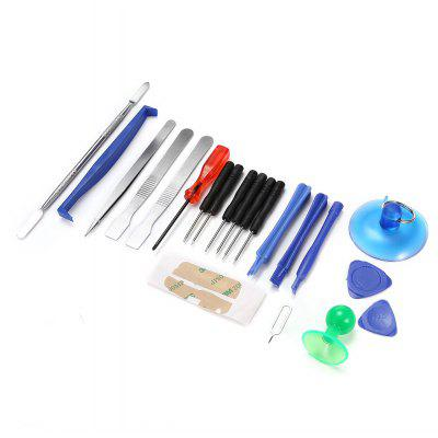 21PCS Screwdriver Spudger Cell Phone Repairing Tools