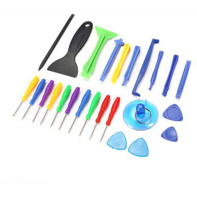 25PCS Screwdriver Spudger Cell Phone Repairing Tools