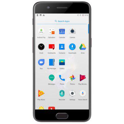 OnePlus 5 4G Phablet EU PlugCell phones<br>OnePlus 5 4G Phablet EU Plug<br><br>2G: GSM 850/900/1800/1900MHz<br>3G: WCDMA B1/B2/B4/B5/B8<br>4G: FDD-LTE B1/B2/B3/B4/B5/B7/B8/B12/B17/B18/B19/B20/B25/B26/B28/B29/B30/B66<br>Additional Features: Wi-Fi, 3G, 4G, Alarm, Bluetooth, Browser, Calculator, Calendar, MP4, Camera, E-book, Fingerprint recognition, Fingerprint Unlocking, MP3, NFC<br>Auto Focus: Yes<br>Back-camera: 20.0MP + 16.0MP<br>Battery Capacity (mAh): 3300mAh Dash Charge (5V 4A)<br>Battery Type: Non-removable<br>Brand: ONEPLUS<br>Camera type: Triple cameras<br>CDMA: CDMA EVDO?BC0<br>Cell Phone: 1<br>Cores: Octa Core, 2.45GHz<br>CPU: Qualcomm Snapdragon 835<br>E-book format: TXT<br>English Manual: 1<br>External Memory: Not Supported<br>Flashlight: Yes<br>Front camera: 16.0MP<br>Games: Android APK<br>Google Play Store: Yes<br>I/O Interface: Micophone, Type-C, 2 x Nano SIM Slot, Speaker<br>Language: Multi language<br>Music format: FLAC, WMA, WAV, OGG, MP3, AMR, AAC<br>Network type: GSM+CDMA+WCDMA+TD-SCDMA+FDD-LTE+TD-LTE<br>OS: OxygenOS<br>Package size: 17.80 x 9.65 x 5.55 cm / 7.01 x 3.8 x 2.19 inches<br>Package weight: 0.5500 kg<br>Picture format: GIF, JPEG, PNG, BMP<br>Pixels Per Inch (PPI): 401ppi<br>Power Adapter: 1<br>Product size: 15.27 x 7.47 x 0.70 cm / 6.01 x 2.94 x 0.28 inches<br>Product weight: 0.1560 kg<br>RAM: 6GB<br>ROM: 64GB<br>Screen resolution: 1920 x 1080 (FHD)<br>Screen size: 5.5 inch<br>Screen type: 2.5D Arc Screen, Corning Gorilla Glass<br>Sensor: Ambient Light Sensor,E-Compass,Gyroscope,Hall Sensor,Proximity Sensor<br>Service Provider: Unlocked<br>SIM Card Slot: Single SIM, Dual Standby<br>SIM Card Type: Dual Nano SIM<br>SIM Needle: 1<br>TD-SCDMA: TD-SCDMA B34/B39<br>Touch Focus: Yes<br>Type: 4G Phablet<br>USB Cable: 1<br>Video format: MKV, MP4, FLV, AVI, 3GP<br>Wireless Connectivity: GPS, Bluetooth, 4G, 3G, 2.4GHz/5GHz WiFi, GSM, NFC