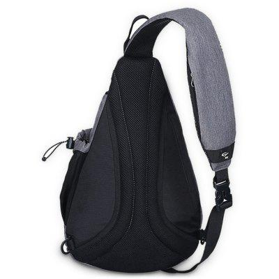 Leisure Large Capacity Chest Bag for MenCrossbody Bags<br>Leisure Large Capacity Chest Bag for Men<br><br>Features: Wearable<br>Gender: Men<br>Material: Polyester<br>Package Size(L x W x H): 48.00 x 30.00 x 4.00 cm / 18.9 x 11.81 x 1.57 inches<br>Package weight: 0.5300 kg<br>Packing List: 1 x Chest Bag<br>Product weight: 0.4700 kg<br>Style: Casual, Fashion<br>Type: Shoulder bag