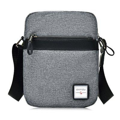 Men Leisure Business Shoulder BagCrossbody Bags<br>Men Leisure Business Shoulder Bag<br><br>Features: Wearable<br>Gender: Men<br>Material: Polyester, Oxford Fabric<br>Package Size(L x W x H): 23.00 x 18.00 x 3.00 cm / 9.06 x 7.09 x 1.18 inches<br>Package weight: 0.2900 kg<br>Packing List: 1 x Shoulder Bag<br>Product weight: 0.2300 kg<br>Style: Fashion, Casual<br>Type: Shoulder bag