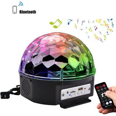 Buy COLORMIX YouOKLight RGB Bluetooth LED Disco Ball Light AC85-265V US Plug for $21.75 in GearBest store
