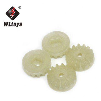 Original WLtoys 0013 24T Differential Gear 4pcs