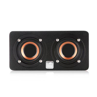 SLANG M5 - Eye Cat Bluetooth 3.0 SpeakerSpeakers<br>SLANG M5 - Eye Cat Bluetooth 3.0 Speaker<br><br>Audio Source: Bluetooth Enabled Devices,Electronic Products with 3.5mm Plug,Electronic Products with USB port,TF/Micro SD Card<br>Battery Capacity: 2000mAh<br>Bluetooth Version: V3.0<br>Brands: SLANG<br>Charging Time: 4 hours<br>Compatible with: PC, PSP, Tablet PC, TF/Micro SD Card, MP5, MP4, Computer, iPhone, iPod, Laptop, Mobile phone, MP3<br>Connection: Wireless<br>Design: Classical<br>Interface: 3.5mm Audio<br>Material: ABS<br>Model: M5 - Eye Cat<br>Package Contents: 1 x SLANG M5 - Eye Cat Bluetooth 3.0 Speaker, 1 x USB Cable<br>Package size (L x W x H): 15.70 x 10.70 x 9.10 cm / 6.18 x 4.21 x 3.58 inches<br>Package weight: 0.6080 kg<br>Power Output: 10W<br>Product size (L x W x H): 15.00 x 8.50 x 7.50 cm / 5.91 x 3.35 x 2.95 inches<br>Product weight: 0.5180 kg<br>Supports: Volume Control, Bluetooth, TF Card Music Playing<br>Working Time: 10 hours