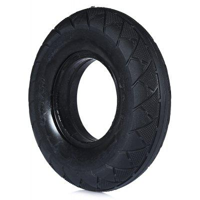 Buy BLACK 20cm Wear-resistant Rubber Solid Tire for Scooter Skateboard for $17.12 in GearBest store
