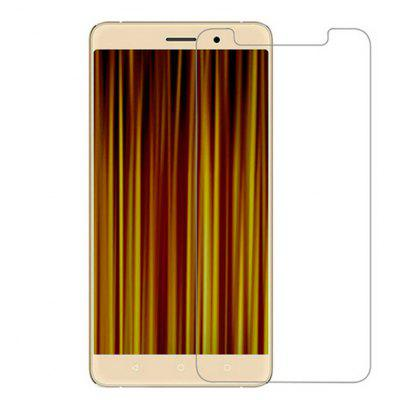 Naxtop Transparent Screen Film Protector Tempered Glass Shatter-proof Membrane for Bluboo Maya - 2PCS