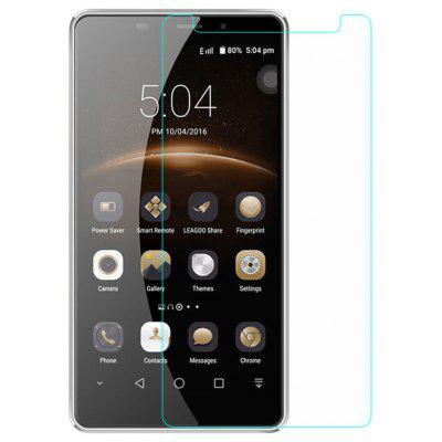 Naxtop 2PCS Tempered Glass Screen Film for Leagoo M8 Pro / M8