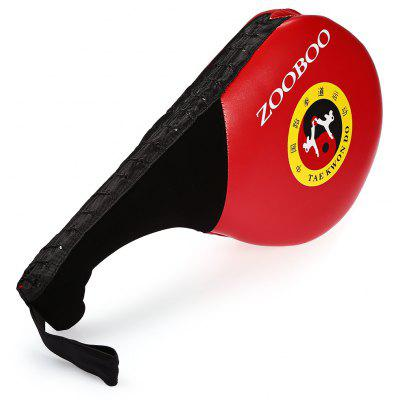 Zooboo Double-pad Chicken Leg Shape Boxing Kicking Target