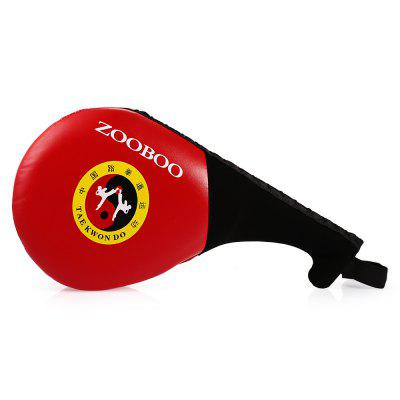 Zooboo Double-pad Chicken Leg Shape Boxing Kicking TargetBoxing<br>Zooboo Double-pad Chicken Leg Shape Boxing Kicking Target<br><br>Brand: Zooboo<br>Package Content: 1 x Zooboo Boxing Kicking Target<br>Package size: 40.00 x 21.00 x 6.00 cm / 15.75 x 8.27 x 2.36 inches<br>Package weight: 0.4000 kg<br>Product size: 39.00 x 20.00 x 7.00 cm / 15.35 x 7.87 x 2.76 inches<br>Product weight: 0.3430 kg