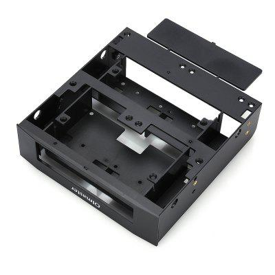 OImaster MR - 8801 HDD Mounting BracketOther PC Parts<br>OImaster MR - 8801 HDD Mounting Bracket<br><br>Package size: 20.00 x 16.00 x 6.00 cm / 7.87 x 6.3 x 2.36 inches<br>Package weight: 0.1950 kg<br>Packing List: 1 x HDD Mounting Bracket, 1 x Screw Pack<br>Product size: 18.00 x 14.50 x 4.00 cm / 7.09 x 5.71 x 1.57 inches<br>Product weight: 0.0980 kg<br>Type: HDD Mounting Bracket