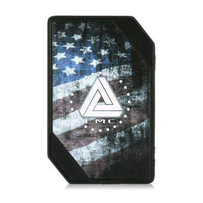 Original Limitless LMC 200W TC Box ModTemperature Control Mods<br>Original Limitless LMC 200W TC Box Mod<br><br>Accessories type: MOD<br>APV Mod Wattage: 200w<br>APV Mod Wattage Range: 151-200W<br>Battery Form Factor: 18650<br>Battery Quantity: 2pcs ( not included )<br>Brand: Limitless<br>Material: Zinc Alloy, PC, Metal<br>Mod: Temperature Control Mod,VV/VW Mod<br>Package Contents: 1 x Mod<br>Package size (L x W x H): 12.00 x 8.00 x 3.50 cm / 4.72 x 3.15 x 1.38 inches<br>Package weight: 0.3390 kg<br>Product size (L x W x H): 9.20 x 5.90 x 2.50 cm / 3.62 x 2.32 x 0.98 inches<br>Product weight: 0.2430 kg<br>Temperature Control Range: 100 - 300 Deg.C / 220 - 580 Deg.F<br>Type: Electronic Cigarettes Accessories