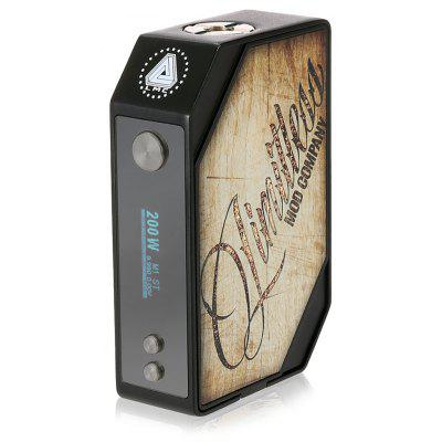 Original Limitless LMC 200W TC Box Mod